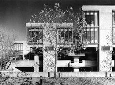 Central Beheer Building, Apeldoorn, Netherlands, 1968-72 (Herman Hertzberger)