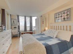5444 Yonge St Toronto Condos For Sale Apartment 406A Master Bedroom Victoria Boscariol Chestnut Park Real Estate