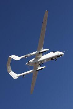 Northrop Grumman / Scaled Composites - Firebird Model 355