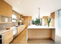 Best Rift Cut White Oak Cabinets Kitchens Pinterest White 640 x 480