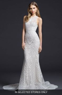155 best 1920′s, Great Gatsby, Old Hollywood Glamour Wedding Dresses ...
