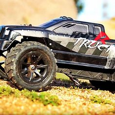 Hyp-R-Baja Big Bruiser is the fastest and most agile car in its class.