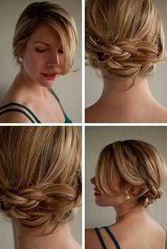 A bunch of fun ideas for hair.