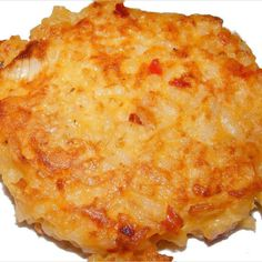 Rice Fritters – Easy and Delicious