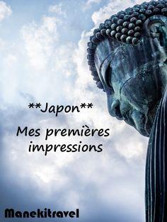 Comment j'ai ressenti le Japon à mon arrivée #Japon #voyage #asie #culture