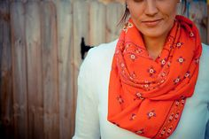 the winthrop chronicles: the infinity scarf