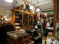 Bobby From Boston Vintage Shop, South End Boston MA