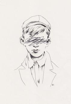 CMYK by Taylor White, via Behance