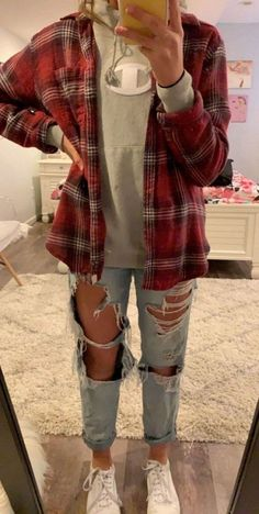 41 trendy fall outfit ideas for teenage girls . - Trendy outfits - 41 trendy fall outfit ideas for teenage girls … - Winter Outfits For Teen Girls, Trendy Fall Outfits, Cute Outfits For School, Cute Comfy Outfits, Teen Fashion Outfits, Casual Summer Outfits, Mode Outfits, Popular Outfits, Fashion Ideas