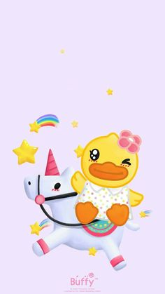 What The Duck, Line Friends, Buffy, Rubber Duck, Cute Wallpapers, Tweety, Creative Design, Pikachu, Projects To Try