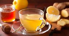 Ginger is fantastic for the body and ginger tea is even better for keeping one well during the cold winter months.