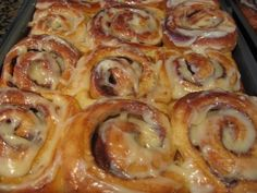 Homemade Perfect Cinnamon Rolls