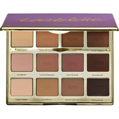 tarte Tartelette Amazonian Clay Matte Eyeshadow Palette (170 SAR) ❤ liked on Polyvore featuring beauty products, makeup, eye makeup, eyeshadow, beauty, cosmetics, filler, mineral eye shadow, mineral eyeshadow and tarte