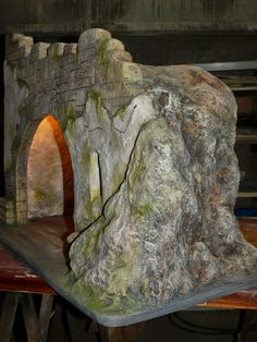 portal artesanal rodrigo garcia istillarty Portal, Diy And Crafts, Nativity Scenes, Mini Houses, Front Porches, Christmas, Holidays, Winter, Ideas