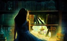 book_fantasy_the_magical_bookshelf_woman-7920.jpg (1920×1200)