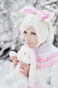 Winter Lolita by CapitanV