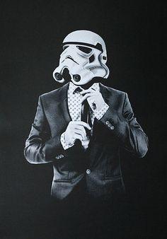 Stormtrooper / Star Wars, Men's Fashion