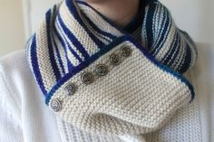 PDF knitting pattern for Nauticowl by WhileMollyNaps on Etsy, $5.95
