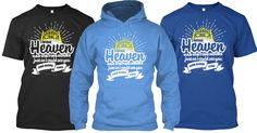 I wish Heaven had visiting hours just so I could see you one more time.  LIMITED EDITION Tee's and Hoodies Now available.  Just click the image to learn more about our tees.
