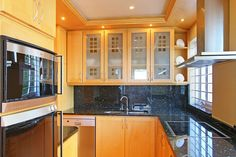 The Heron - Kitchen - Nox Rentals Cape Town holiday rental property