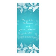 This DealsFloral Wedding Exotic Blooms Blue Custom Invitationswe are given they also recommend where is the best to buy