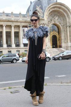 Paris Fashion Week Street Style | Spring 2013 | POPSUGAR Fashion Photo 451