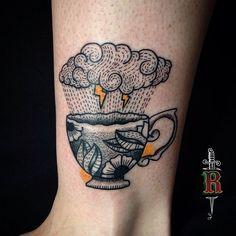 11 tatuadores brasileiros experts em pontilhismo - Ricardo Braga. #tattoofriday #tattoo #tatuagem #pontilhismo #dotwork