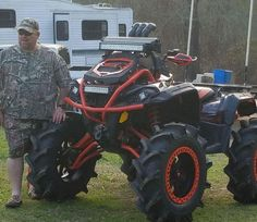 Four Wheelers, Can Am, Dirtbikes, Atvs, My Ride, Cars And Motorcycles, Offroad, Mud, Badass