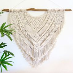 Custom listing - Macrame wall hangingShipping (if required to be added as per email)