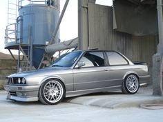 Dream car. BMW E30