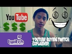 Youtube Buying Twitch For 1 Billion! - EXPLAINED!