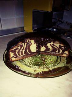 Cake zebra