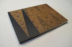 Art Deco Wedding Guest Book: Black Journal by PaperJayneDebbie