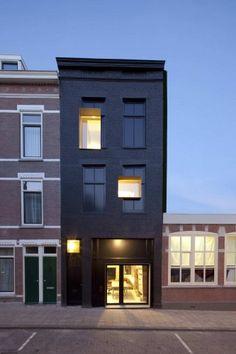 Black Pearl : Rotterdam, Netherlands | Studio Rolf.fr + Zecc Architecten  Freaking BRILLIANT.