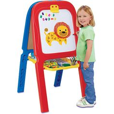 Walmart: Crayola 3-in-1 Double Easel With Magnetic Letters Only $20