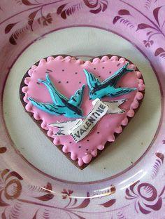 valentine cookie #valentine