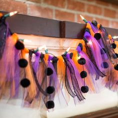 Wicked Cute Lights - perfect for a Halloween party!