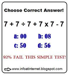 Simple Math Question?