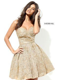 Sherri Hill 50632