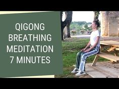 Qigong Meditation, Meditation For Stress, Breathing Meditation, Meditation For Beginners, Yoga Moves, Body Stretches, Tai Chi Video, Tai Chi Exercise, Tai Chi Qigong