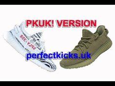 "PKUK!!!Adidas Yeezy Boost 350 V2 ""Dark Green""release and zebra restock now"