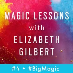 The author of Big Magic speaks with Pastor Rob Bell about protecting the soul in a soulless environment.
