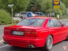 BMW 850 CSi (1992-1997)