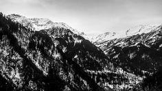 Wilderness.  #mountains #himalayas #bnw #snow #travelphotography #traveler #india