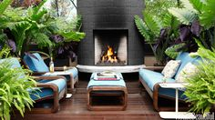 Rooms we can't believe are outdoors
