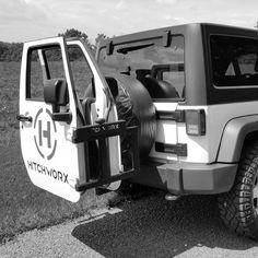 O.R.C 2-Door Hanger for '07-'19 Jeep Wrangler