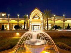 Lindos Princess Beach Hotel Entrance