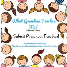 Do You Have a Free Preschool Related Printable to Share? This is the place to … Preschool Workbooks, Free Preschool, Preschool Printables, Pre School, Sunday School, Learning Activities, Planners, Puzzles, Worksheets