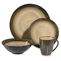 Sango Roma Sage 16-Piece Dinnerware Set