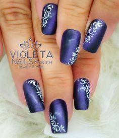 #nailart #nagelstudio #münchen #nageldesign #violetanails #fashion #style #nails #beauty #nail #design #munich #naildesign #trend